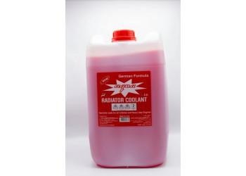 AQUA RADIATOR COOLANT RED 20 Liter