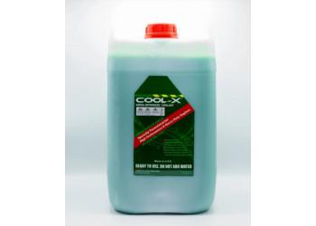 COOL-X RADIATOR COOLANT 50% GREEN 20 LITER