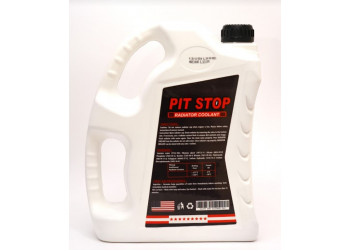 PIT STOP RADIATOR COOLANT 4 LTR ( 4 Pieces Per Carton)