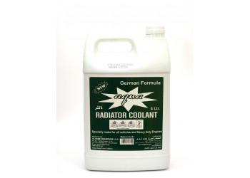 AQUA RADIATOR COOLANT GREEN 4 LTR (4 pcs per carton)