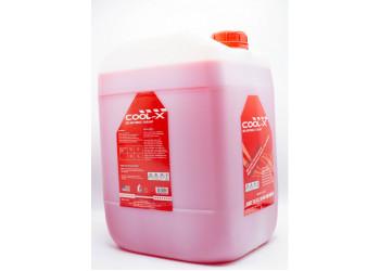 COOL-X RADIATOR COOLANT 50% RED 20 Liter