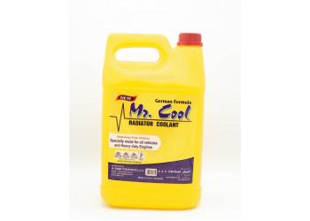 MR COOL RADIATOR COOLANT GREEN 4 Liter (4 pcs per carton)