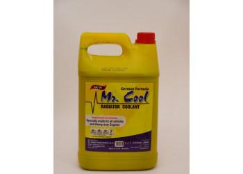 Mr.Cool Radiator Coolant Green 1 gallon (4 pcs per carton)