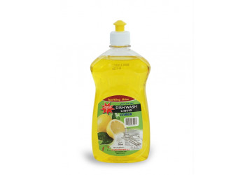 Aqua Dish Wash Lemon 500ml X 12 pcs per box