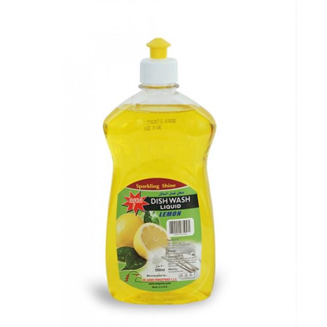 Aqua Dish Wash Lemon 500ml X 12 Pieces per Box