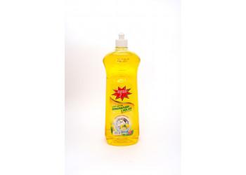 Aqua Dish Wash Lemon 1 Liter (12 pcs per carton)
