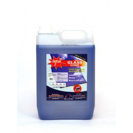 AQUA GLASS CLEANER 5 Liter ( 4 Pieces Per Box )