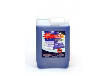 AQUA GLASS CLEANER 5 LTR X 4 pcs per box