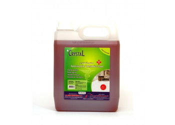 Crystal Antiseptic Disinfectant 4 Liter ( 4 Pieces Per Box )