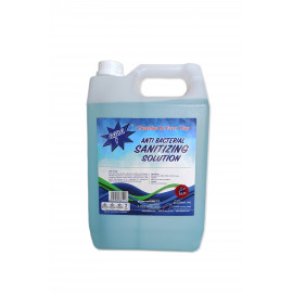 AQUA SANITIZING SOLUTION 5 Liter (  4 Pieces Per Box )