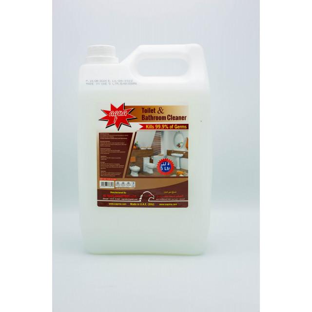 AQUA Toilet Cleaner 5 Ltr X 4 pcs per box