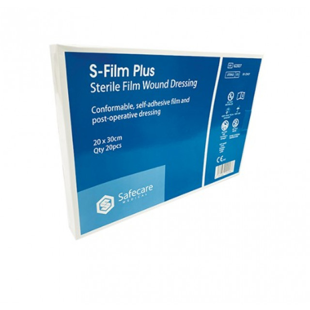 Sterile Film Wound Dressing