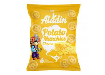 Aladin Potato Munchies – Cheese 15 grams (60 pieces per carton)