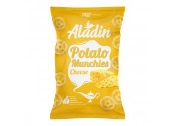 Aladin Potato Munchies – Cheese 60 grams (16 pieces per carton)