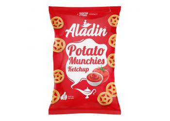 Aladin Potato Munchies – Ketchup 60 grams (16 pieces per carton)