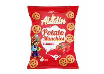 Aladin Potato Munchies – Tomato (15gm)