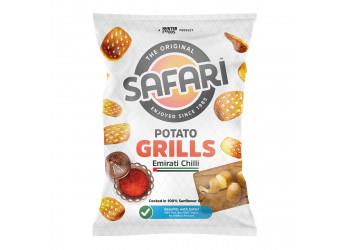 Safari Potato Grills – Emirati Chilli (60gm)