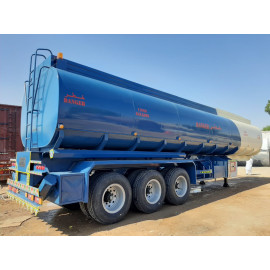 Fuel Tanker Semi Trailer 03 Axles  11000 Gallons