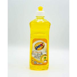 Pex Active Dish Wash Liquid Lemon 500 ML ( 24 Pieces Per Carton )