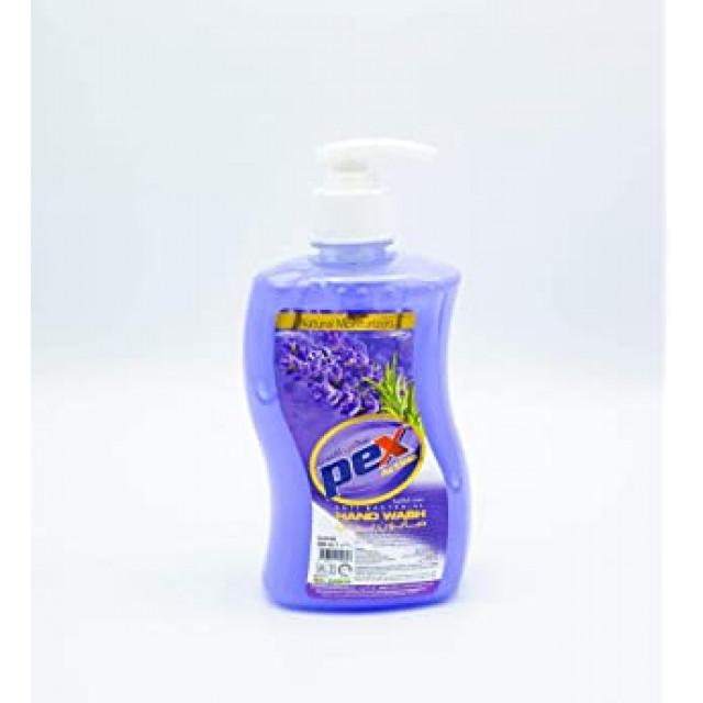 Pex Action Hand Wash Liquid Lavender 500 ML ( 24 Pieces Per Carton )