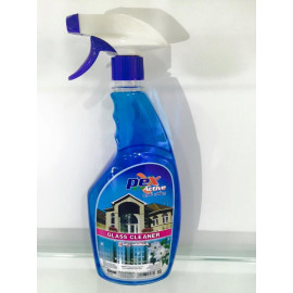 Pex Active Glass Cleaner  Jasmine 650 ML ( 12 Pieces Per Carton )