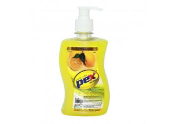 Pex Hand Wash Liquid Lemon 500 ML ( 24 Pieces Per Carton )