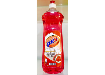 Pex Active Dish Wash Liquid Strawberry 1 Liter ( 12 Pieces Per Carton )