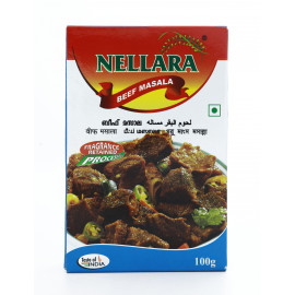 NELLARA BEEF MASALA 100grams (piece)