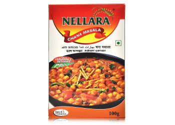 NELLARA CHANA MASALA 100 grams (piece)