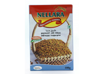 NELLARA FENUGREEK POWDER 100 grams (piece)