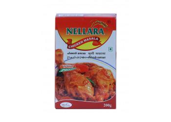 NELLARA CHICKEN MASALA POWDER 200 grams (piece)