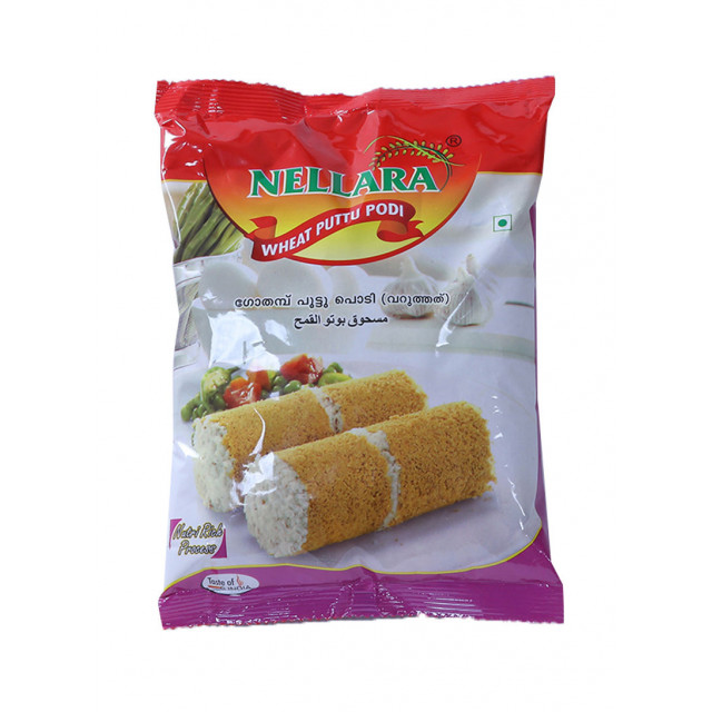 NELLARA WHEAT PUTTU PODI