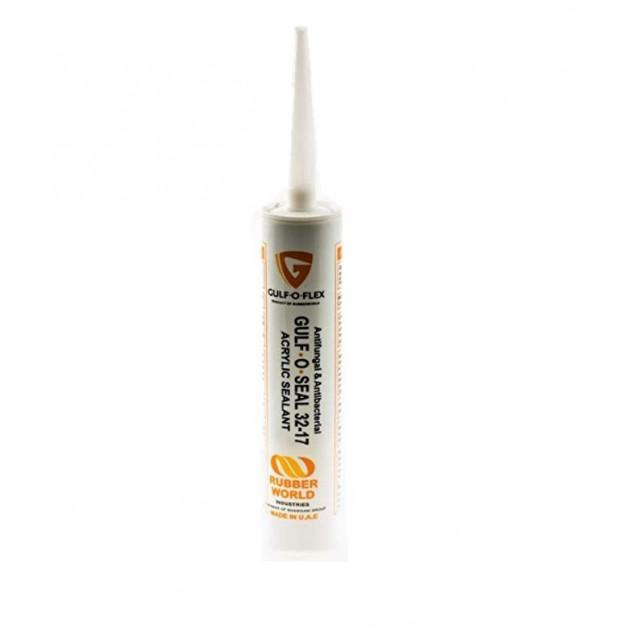 Gulf-O-Flex Acrylic Sealant (32-17) White