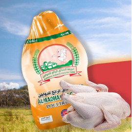 Fresh Chicken 1000 Grams ( 10 Pieces Per Carton )