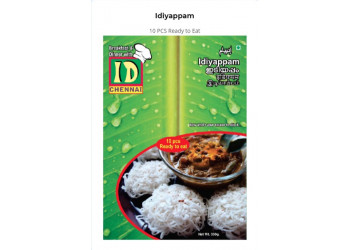 Idiyappam 350 grams (10 pcs per pack)
