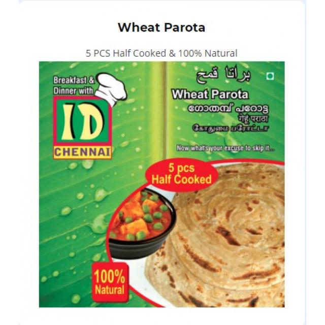 Wheat Parota (5pcs per pack)