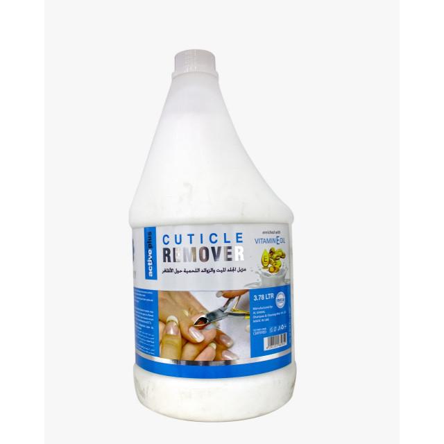 ActivePlus Cuticle Remover Milk 3.78Liter (6 pieces per carton)