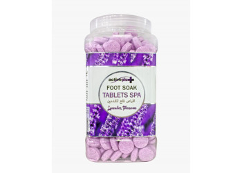ActivePlus Foot Soak Tablet Lavender 5kg (6 pieces per carton)