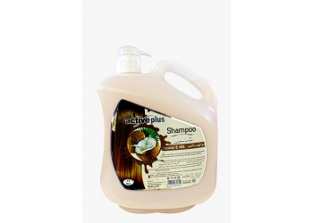 ActivePlus Hair Shampoo 4.5 Liter COCONUT & MILK (4 pieces per carton)