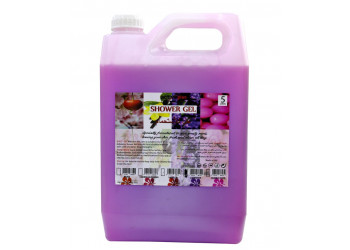 ActivePlus Body Shower Gel 5Liter LAVENDER  (4 pieces per carton)