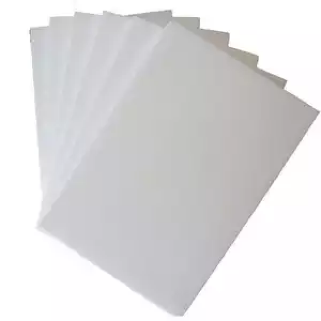 EXPANDED POLYSTYRENE SHEET (WHITE)