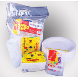HOTPACK COMBO PACK SET (13 Packets Per Carton)