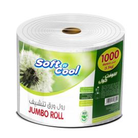 SOFT N COOL JUMBO MAXI ROLL VALUE PACK 5.5 KG (1000 Meter per Roll)