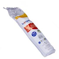 Hotpack-plastic cup 5-oz.- 50pcs (20 packs per carton)