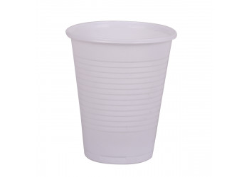 Hotpack-plastic cup 5-oz.- 50pcs (20 packs per carton)