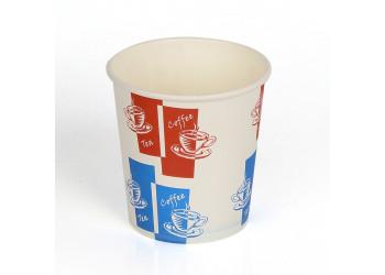 Hotpack-Paper Cup 6oz-50 Pieces ( 20 Packs Per Carton )