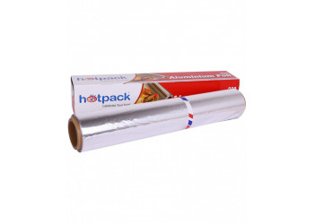 Hotpack-Aluminum Foil 200-Economy ( 12 Rolls Per Carton )