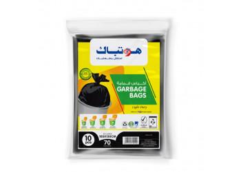 Hotpack-garbage bag 105*130cm-regular economy - 70gallon 10pcs (20 packs per carton)