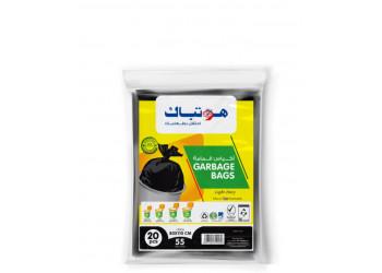 Hotpack-garbage bag 80*110cm-regular economy 55gallon-20pcs (20 packs per carton)