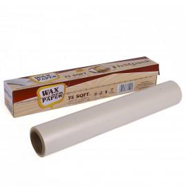 Hotpack Wax Paper, 75 Sq. Ft.*30 CM ( 12 Rolls Per Carton )